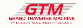 Grand Traverse Machine Logo